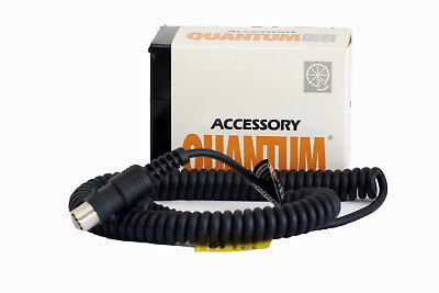 Quantum Turbo  Battery CZ Cable for Canon