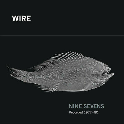 "Wire Nine Sevens RSD 9 x 7"" vinyl box set  NEW/SEALED"