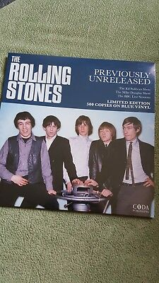 The Rolling Stones-Previously Unreleased-500 Copies