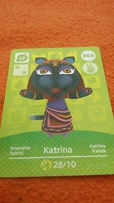 Animal crossing amiibo karten serie 4