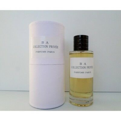 Parfum Bois B.A collection privé made in France, aux note delicieuse arg 125ml
