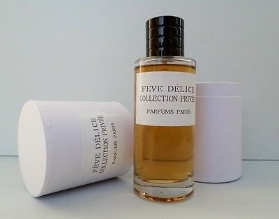 Parfum feve delices collection privé  made in France, aux note delicieuse 125ml