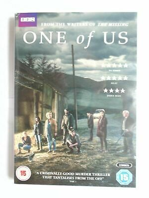 One of Us - DVD  New & Sealed  CC7+