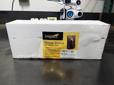 Impact D1000 1,000W AC Dimmer Control for tungsten Lights110-120V