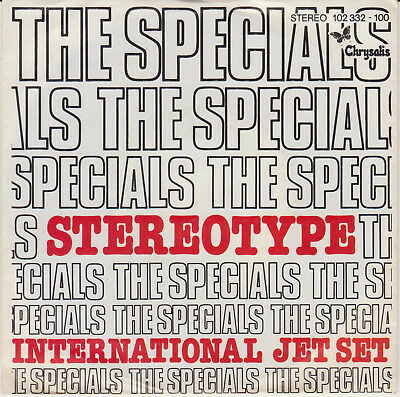 "The Specials ""Stereotype"" Single"
