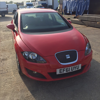 Seat Leon S Copa CR 1.6 TDI Ecomotive - One owner car with 43k miles