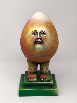 "Carlos & Albert Giant Egg ""Signed"" Limited Edition #39/150"