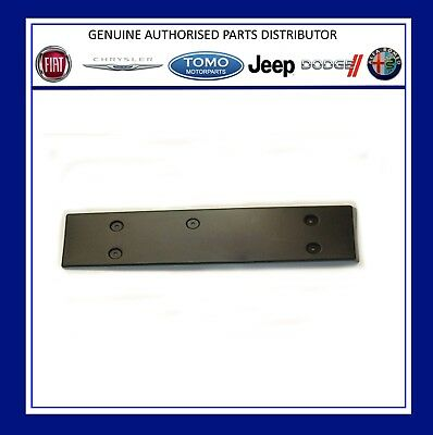 New Genuine Alfa Romeo Mito Front Registration Number Plate Holder/Support