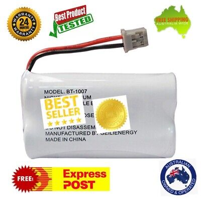 2.4V 800mAh Cordless Phone Battery For Uniden BT-1007 BT1007 BT1015