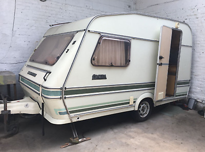 Omega Compass Caravan - 2 Berth With  Extras - Motor Home