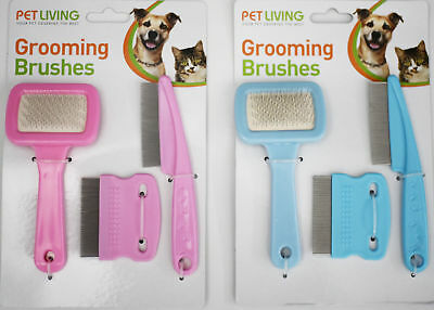 Dog/Cat/Pet Fine Grooming set Brush,Comb !
