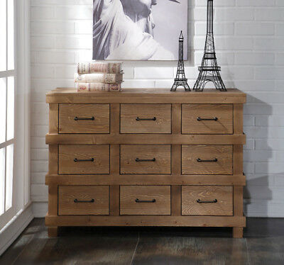 Acme Adams Dresser in Antique Oak Finish 30614