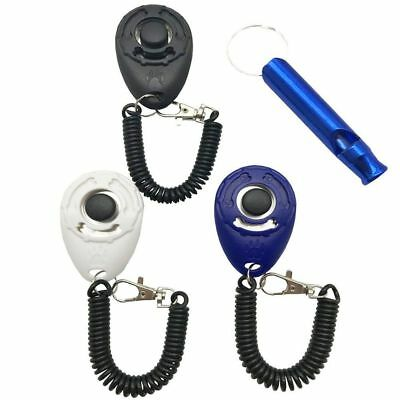 Yangbaga Dog Training Clicker With A Whistle And A Instruction Obedience Aid