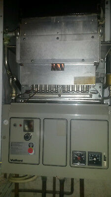 Kombi Heiztherme Vaillant Thermoblock VCW Heizung