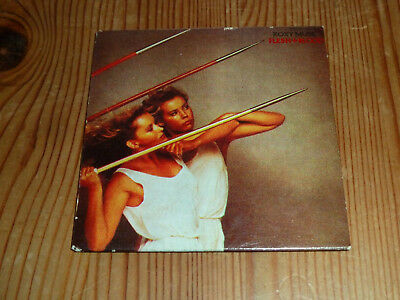 ROXY MUSIC - FLESH & BLOOD  CHUPOPS D 7  Miniatur Bubble Gum Schallplatten Cover