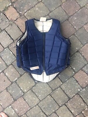 Racesafe Body Protector RS2000 Child's XL Fits Small Adult