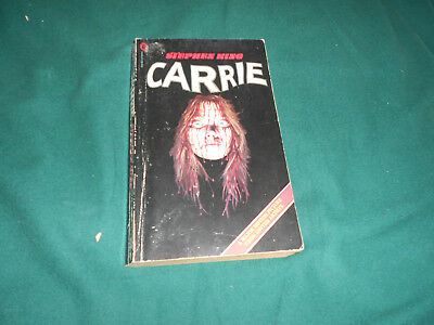 Carrie by Stephen King (Paperback, 1977)