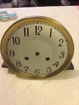 Antique Kienzle German R/a Regulator Wall Clock  Movement