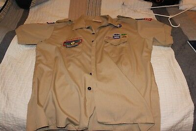 Boy Scout Adult shirt