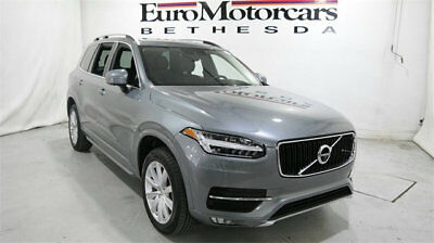 Volvo XC90 AWD 4dr T6 Momentum volvo xc90 4wd awd truck suv t6 momentum used gray 16 17 black pano grey silver