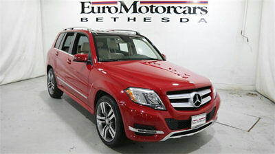 2015 Mercedes-Benz GLK-Class 4MATIC 4dr GLK 350 mercedes benz glk 4matic glk350 awd suv used 350 14 15 certified red navigation