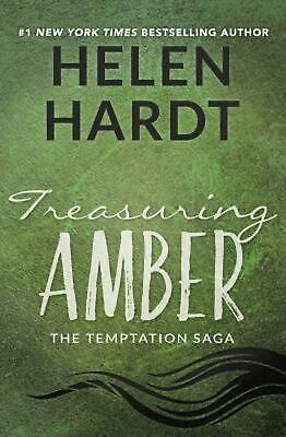 Treasuring Amber by Helen Hardt (English) Paperback Book Free Shipping!