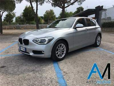 BMW 118 Business 5p. manuale