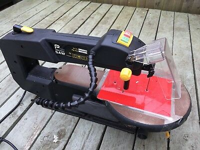 P Power  400mm Scroll Saw Good Condition