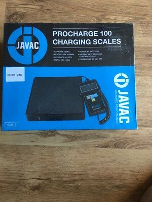 Javac Procharge 100 Charging Scales