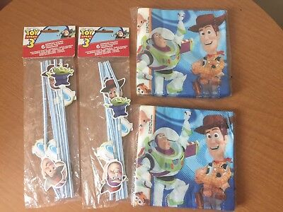 Toy Story3 character party set