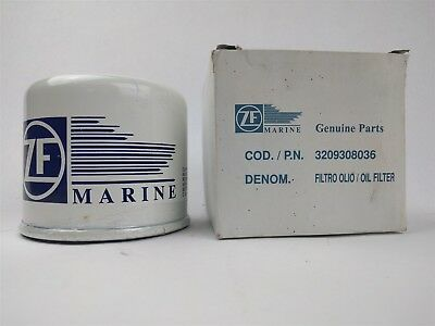 ZF Marine Oil Filter 3209308036 NOS
