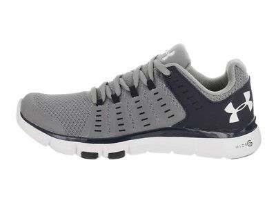 separation shoes f440c dac78 UNDER ARMOUR WOMENS Micro G Limitless TR 2 Shoes | Navy/Gray | 1284865 037  | NIB