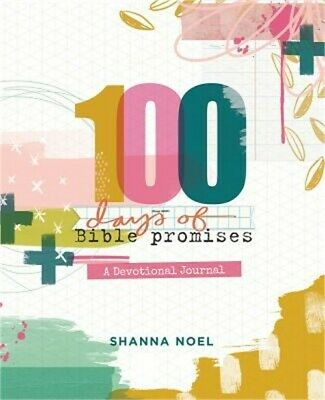 100 Days of Bible Promises: A Devotional Journal (Hardback or Cased Book)