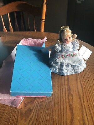 Madame Alexander Alice in Wonderland 8 inch Doll #494