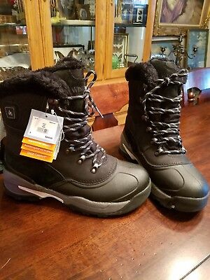 8934daffcd9 WINDRIVER MENS SNOW Winter Thermalectric Rechargeable Heated Boots New...