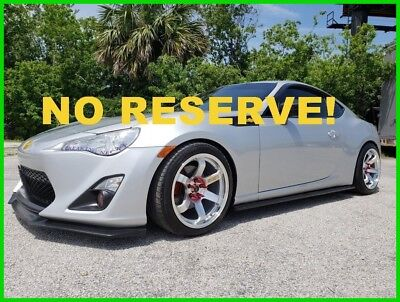 Scion FR-S COUPE MANUAL LOADED FLORIDA CARFAX NO RESERVE! 2013 SCION FR-S COUPE MANUAL FLORIDA CARFAX NO RESERVE!
