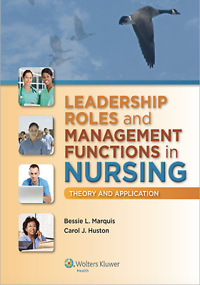(EBOOK PDF) Leadership Roles and Management Functions in Nursing: Theory and App