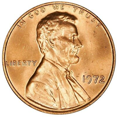 1972 Lincoln Cent- Doubled Die Obverse FS-105 DDO-005 ANACS MS 65 RED