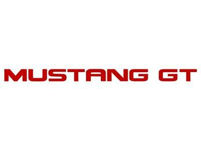 FORD MUSTANG SVT sticker decal custom sizes colors crowd