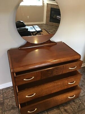 antique dresser Kling manufacturer