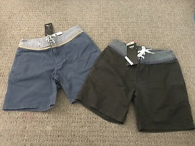 Brand New Boys Quiksilver Shorts Size 10