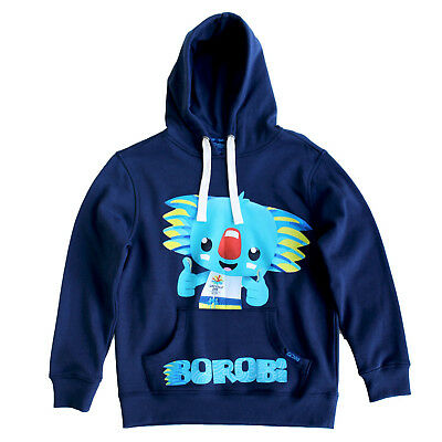 GC2018 Commonwealth Games Koala Borobi Navy Ltd Editn Hoodie Licensed Souvenir!
