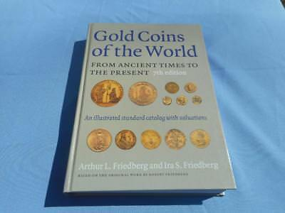Gold Coins Of The World (732) Page Hard Cover Book