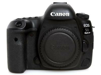 Canon EOS 5D Mark IV 30.4MP Digital SLR Camera Body Excellent from Japan F/S