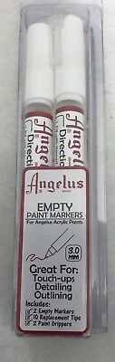 Angelus Paint Markers For Angelus Acrylic Paints Great For Touch Ups & Detailing
