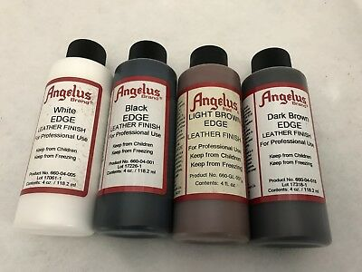 ANGELUS- EDGE LEATHER FINISH FOR PROFESSIONAL USE 118.2 ml