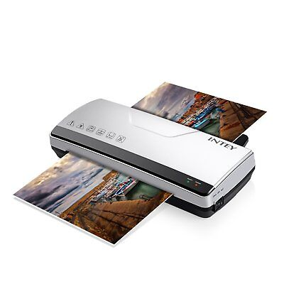 INTEY Thermal Laminator A4 with Two Roller System Fast Warm-up Quick Laminating
