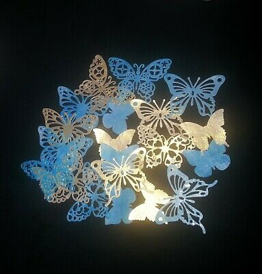 12 Edible Sugar Lace Doilies - CAKES OR CUPCAKES OR COOKIES