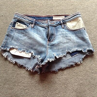 sass & bide shorts size 26 new without tags