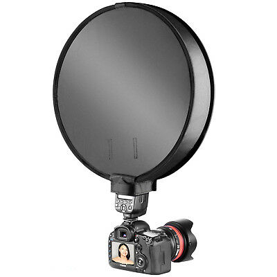 "Universal 16"" 40cm Round Disc Softbox Diffuser For Flash/Speedlite/Speedlight"